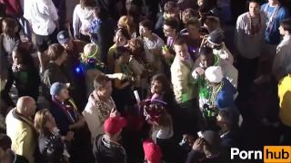 MARDI GRAS 2011 - Scene 9
