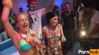 WILD PARTY GIRLS 50 - Scene 2 Girls amateur