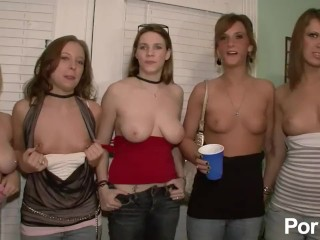 College group sex party