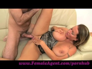 FemaleAgent. Biggest breasts in Hungary