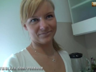 Facial cumshot pics and video bibixxx hot fuck in the kitchen, homemade cumshot orgasm amateur german deutsch