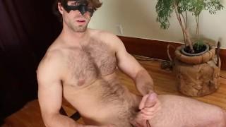Hairy Stripper Huge Cock