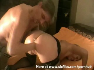 Small tits hot pussy fisting the wifes loose pussy