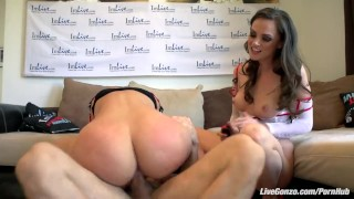 LiveGonzo Alexis Texas & Tori Black Fetish Threesome Nurses  big ass ass tits blonde fucking hot pornstar cumshot small tits fetish hardcore pussy brunette big butt threesome natural tits livegonzo