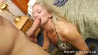 Cock Sucking Milf Zia