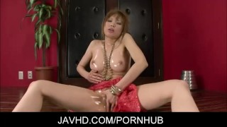 Nasty asian hot milf Ai Sakura rides a dildo  japanese toys milf fingering adult toys sex toy babe