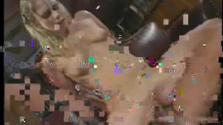 Jamie Brooks gets amazing anal creampie!