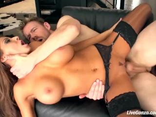 LiveGonzo Madison Ivy Gorgeous Babe Gets Fucked