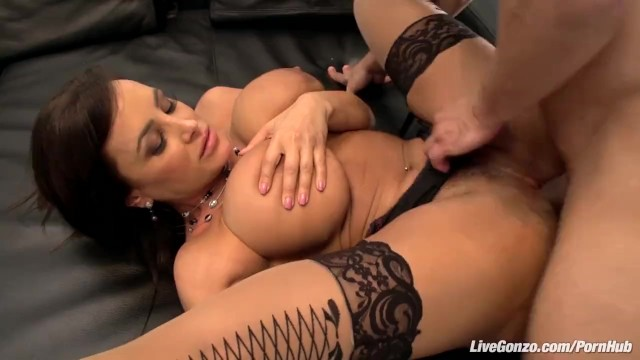 Mr big dick lisa ann Livegonzo lisa ann mature busty fucking