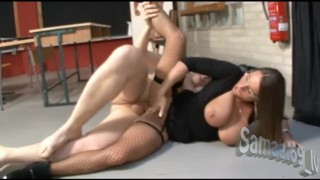 Hot German Lady