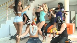 Harlem Shake XXX Version