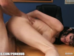 Sexy anabelle gets a good pounding