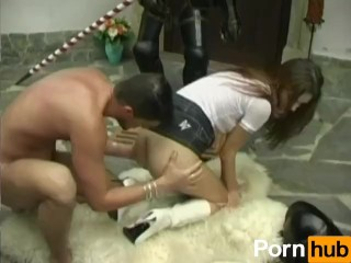 Sexy Teen Gets Rocked By A Big-Dick