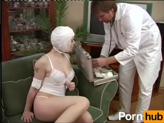 Fraternity initiation porn doctor has interesting healing techniques, pornhub.com doctor pale blowjo