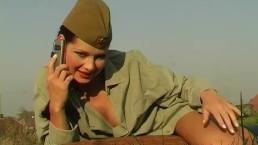 Gorgeous Soviet Striptease