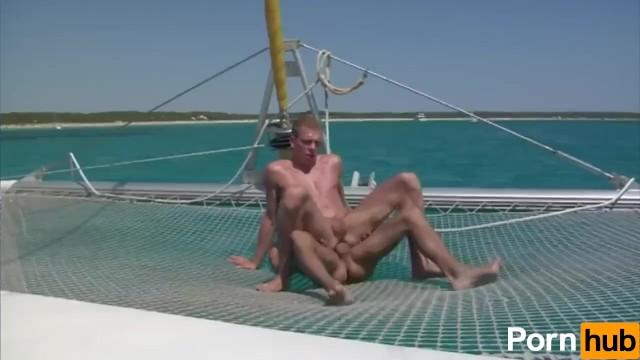 Platinum media gay Love boat - scene 2
