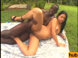 Big Black Poles In Little White Holes 13 - Scene 2