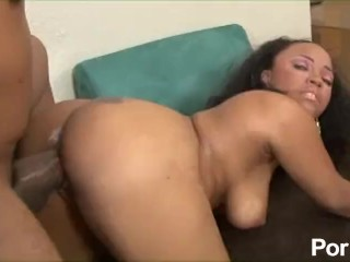 Bouncy Black Tits 9 - Scene 3