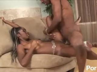 Round Ebony Ass 3 - Scene 3