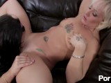 Teen and milf lesbian experience