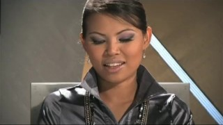 Preview 2 of Private Pearls: Asian Sai Tai Tiger in the Pornolympics TV News Bukkake