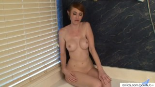 Redhead mom wet pussy fantasy