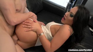 Preview 6 of LiveGonzo Asa Akira the Best Anal Japanese Hottie