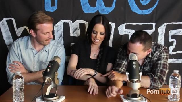 TWG Two White Guys Brandy Aniston Pornstar Interview