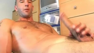 French guy geting wanked in spite of him ! Boat doggystyle