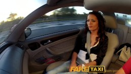 FakeTaxi Horny Adele just want my cock in her pussy