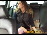 FakeTaxi - アイヴァは俺のタクシーて売春