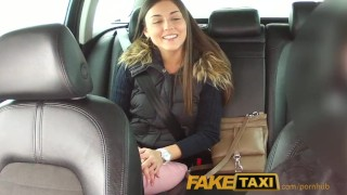 FakeTaxi Sexy Iva cant say no to free cash in my Taxi  sex in car homemade taxi amateur hot cumshot pov real camcorder pussy brunette reality czech babes orgasm backseat