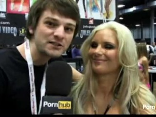 PornhubTV Phoenix Marie Interview at eXXXotica 2011