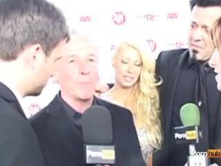 PornhubTV Jacqui Martling Interview at 2012 AVN Awards