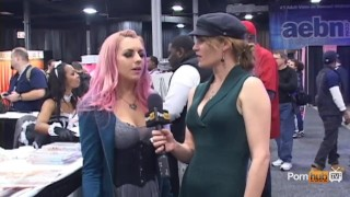 PornhubTV Lexi Belle Interview at eXXXotica 2012 Trimmed allpornsitespass