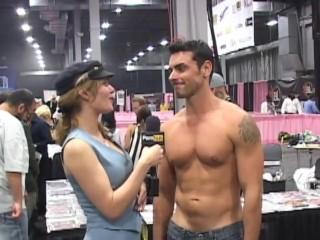 Bokep geratis pornhubtv ryan driller interview at exxxotica 2012, pornstar pornhubtv interview exxxo