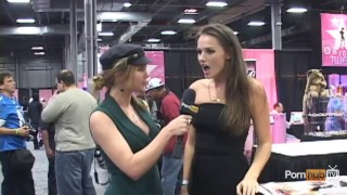 At interview tori black  pornhubtv exxxotica pornstar star