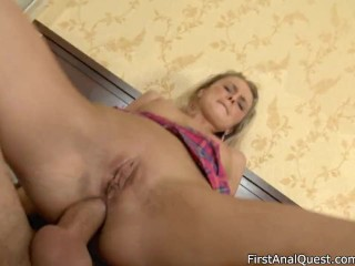 girl ready for anal