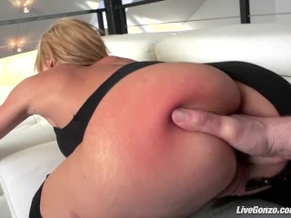LiveGonzo Amy Brooke In Love With Anal Action