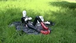 Die masken invasion - Scene 3
