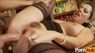 daria glower enjoys anal flacas xxx