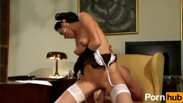 Big chick dick hot montana mr rae Extremely hot maid fucks boss