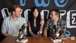 TWG Two White Guys Diana Prince Interview PornhubTV