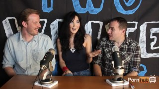 Prince twg interview diana white two pornhubtv guys twg mother
