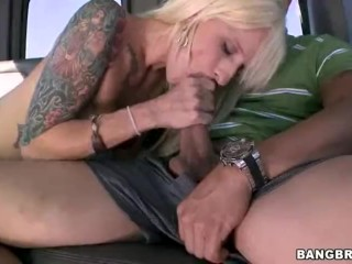 Hypnotic Slut Training Fucking, Another One Hot Chick Banged On The Bus Blonde Reality anal