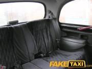 FakeTaxi Stunning thief pays the price