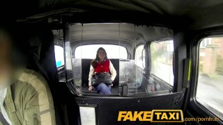 FakeTaxi Stunning thief pays the price Amateur view