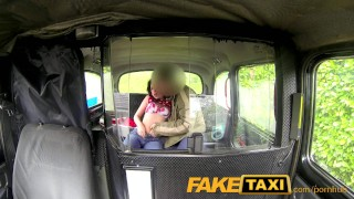FakeTaxi Stunning thief pays the price Immobilized ripping