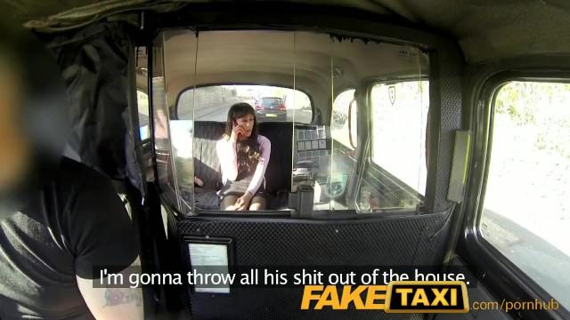 Fake Taxi Big Tits Milf
