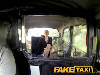 Nude with cousin faketaxi gorgeous blonde in sex bribe